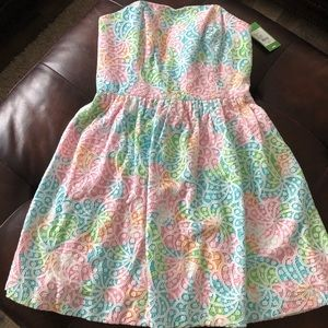 Lilly Pulitzer dress, size 4